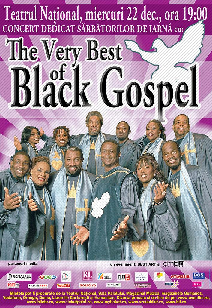 THE VERY BEST OF BLACK GOSPEL