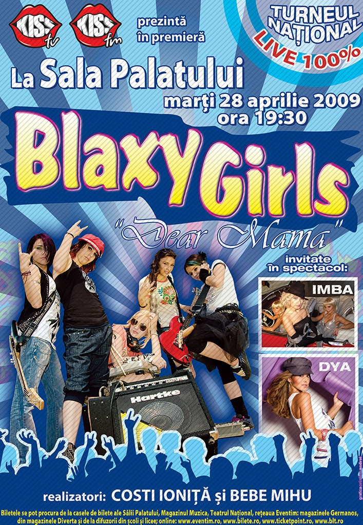 BLAXY-GIRLS