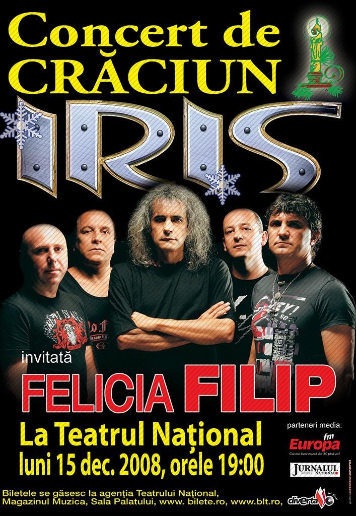IRIS-CONCERT-CRACIUN-2008