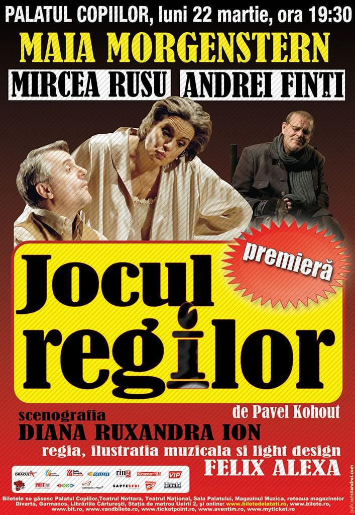 JOCUL-REGILOR