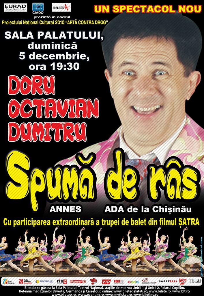 DOD - SPUMA DE RAS